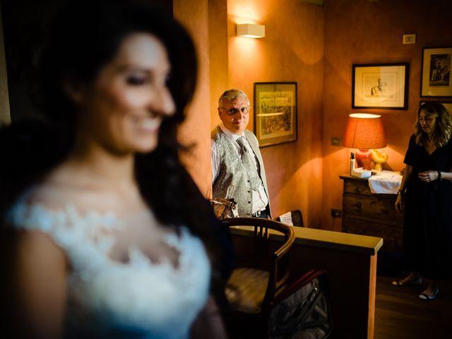 Il matrimonio di Nicola e Ludovica a Bodio Lomnago, Varese 13