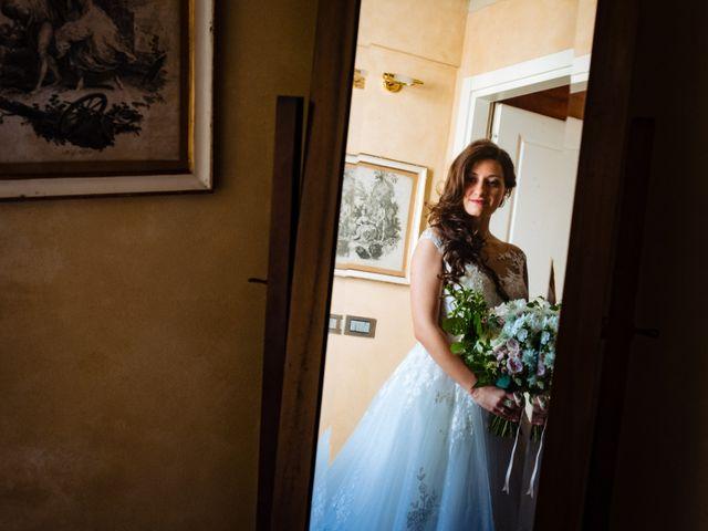 Il matrimonio di Nicola e Ludovica a Bodio Lomnago, Varese 14