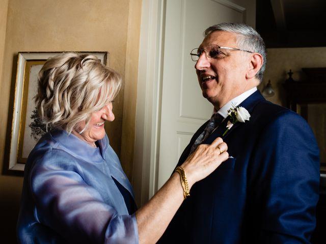 Il matrimonio di Nicola e Ludovica a Bodio Lomnago, Varese 15