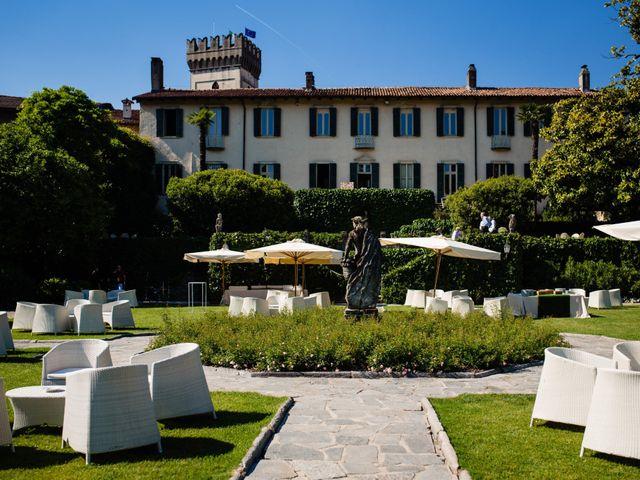 Il matrimonio di Nicola e Ludovica a Bodio Lomnago, Varese 26