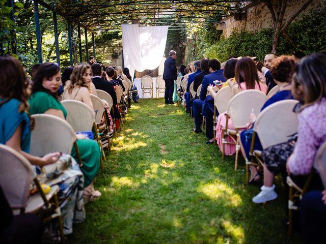 Il matrimonio di Nicola e Ludovica a Bodio Lomnago, Varese 28
