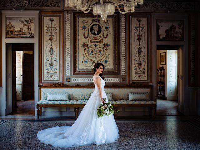 Il matrimonio di Nicola e Ludovica a Bodio Lomnago, Varese 29