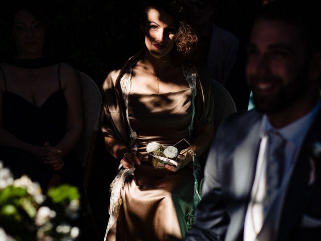 Il matrimonio di Nicola e Ludovica a Bodio Lomnago, Varese 36