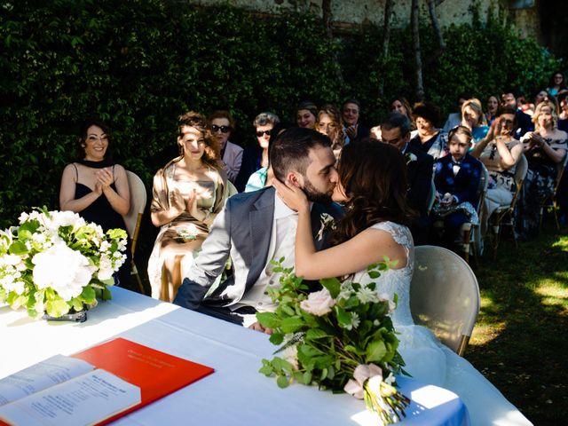 Il matrimonio di Nicola e Ludovica a Bodio Lomnago, Varese 39