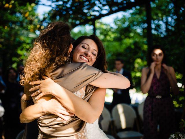 Il matrimonio di Nicola e Ludovica a Bodio Lomnago, Varese 41