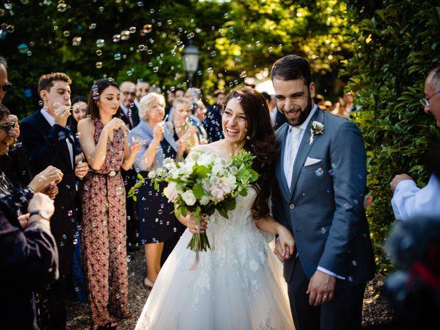 Il matrimonio di Nicola e Ludovica a Bodio Lomnago, Varese 43