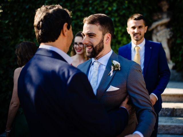 Il matrimonio di Nicola e Ludovica a Bodio Lomnago, Varese 45