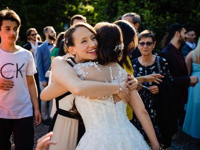 Il matrimonio di Nicola e Ludovica a Bodio Lomnago, Varese 47