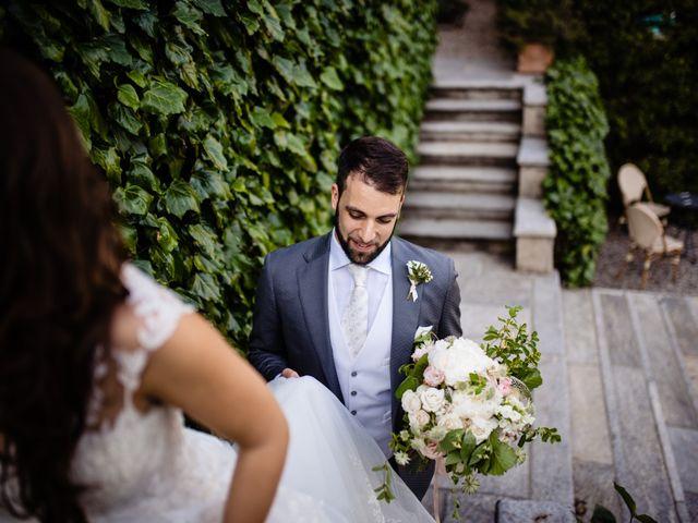 Il matrimonio di Nicola e Ludovica a Bodio Lomnago, Varese 48
