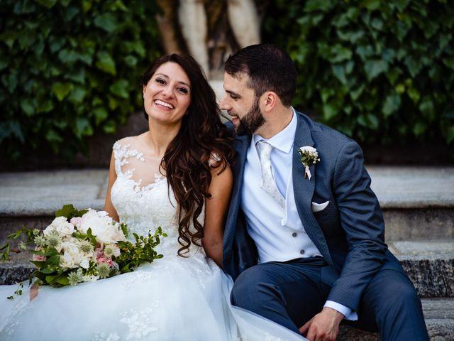 Il matrimonio di Nicola e Ludovica a Bodio Lomnago, Varese 49