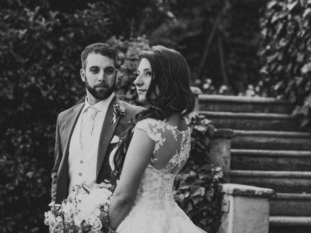 Il matrimonio di Nicola e Ludovica a Bodio Lomnago, Varese 50