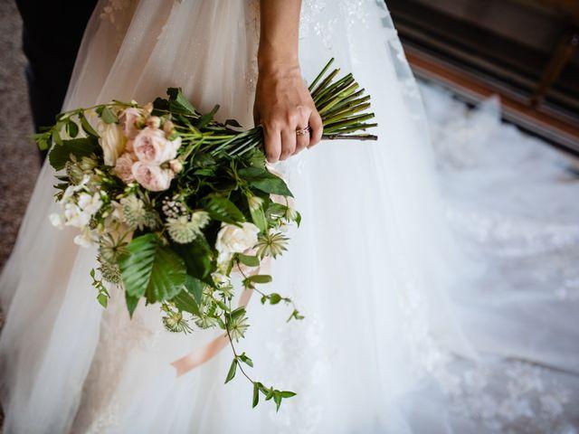 Il matrimonio di Nicola e Ludovica a Bodio Lomnago, Varese 52