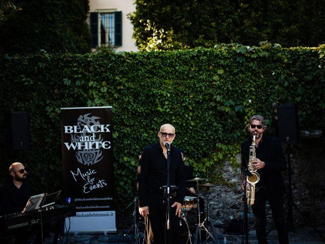 Il matrimonio di Nicola e Ludovica a Bodio Lomnago, Varese 61