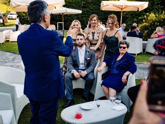 Il matrimonio di Nicola e Ludovica a Bodio Lomnago, Varese 67