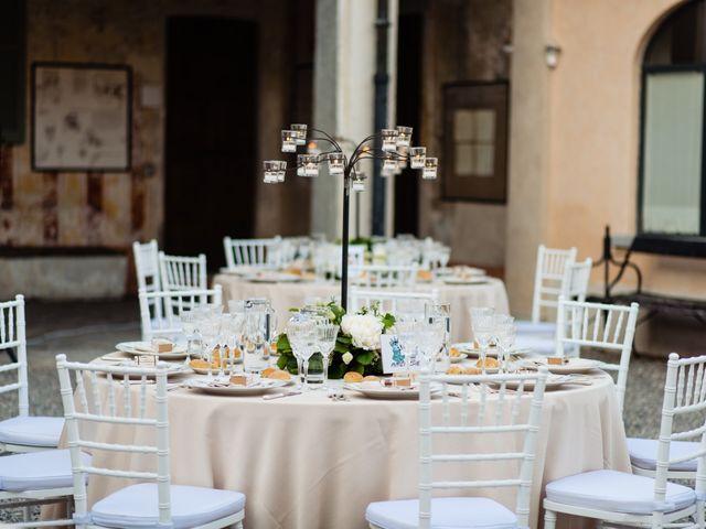 Il matrimonio di Nicola e Ludovica a Bodio Lomnago, Varese 73