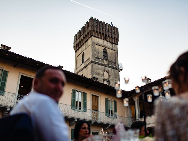 Il matrimonio di Nicola e Ludovica a Bodio Lomnago, Varese 79