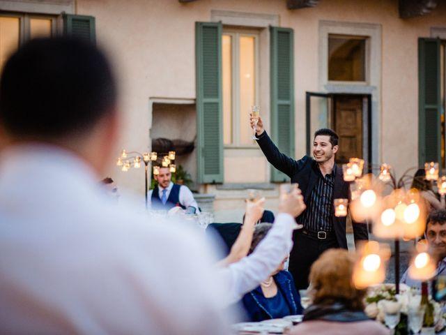 Il matrimonio di Nicola e Ludovica a Bodio Lomnago, Varese 85