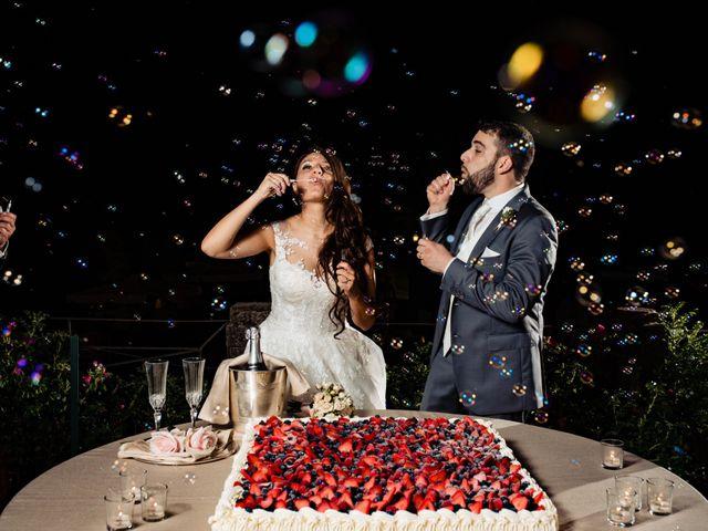 Il matrimonio di Nicola e Ludovica a Bodio Lomnago, Varese 88