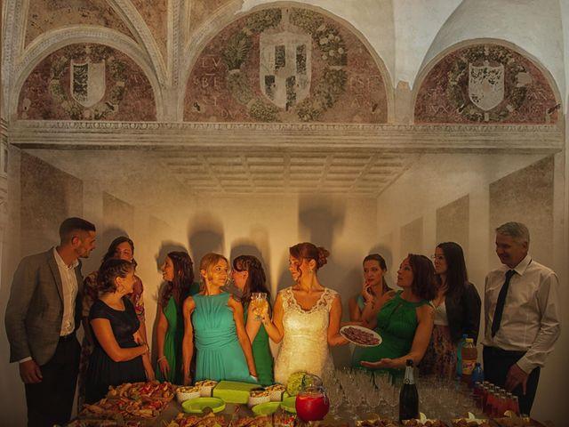 Il matrimonio di Matteo e Elisa a Rogno, Bergamo 11