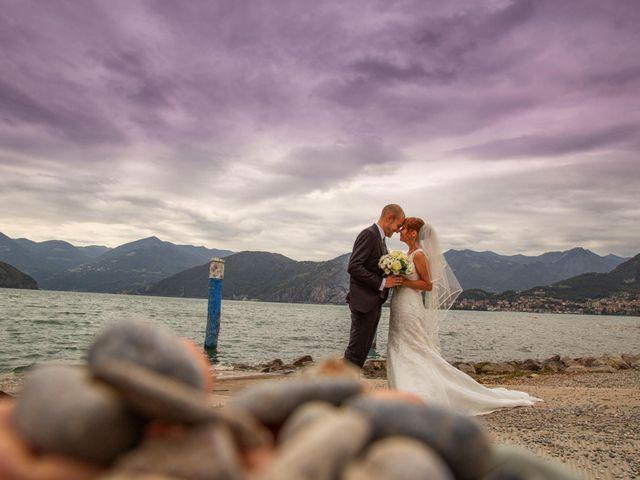 Il matrimonio di Matteo e Elisa a Rogno, Bergamo 23