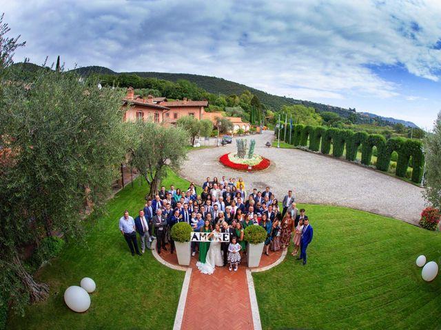 Il matrimonio di Matteo e Elisa a Rogno, Bergamo 31
