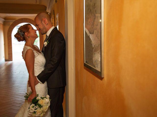 Il matrimonio di Matteo e Elisa a Rogno, Bergamo 35