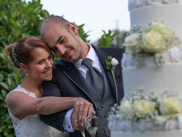 Il matrimonio di Matteo e Elisa a Rogno, Bergamo 41