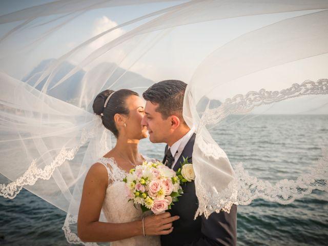 Le nozze di Roberta e Roberto