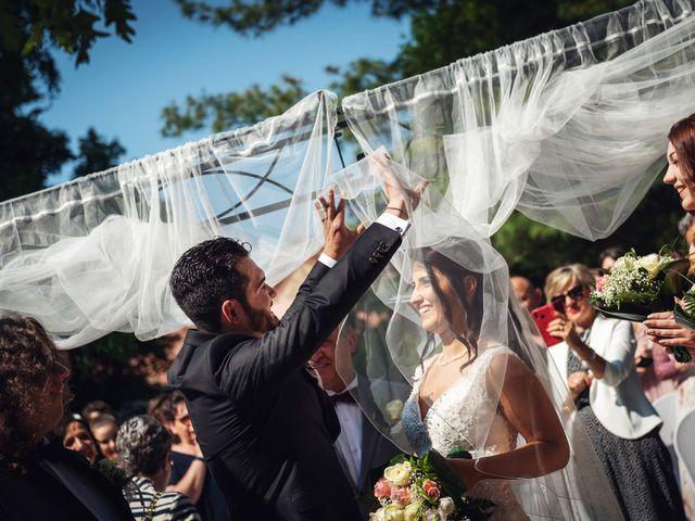 Il matrimonio di Gianluca e Stefania a Villarbasse, Torino 16