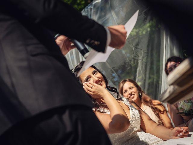 Il matrimonio di Gianluca e Stefania a Villarbasse, Torino 18