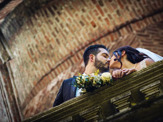 Il matrimonio di Gianluca e Stefania a Villarbasse, Torino 23