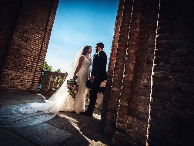 Il matrimonio di Gianluca e Stefania a Villarbasse, Torino 24