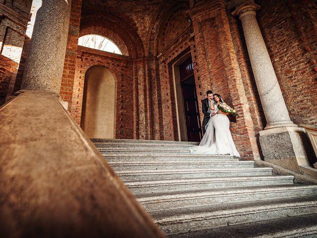 Il matrimonio di Gianluca e Stefania a Villarbasse, Torino 25
