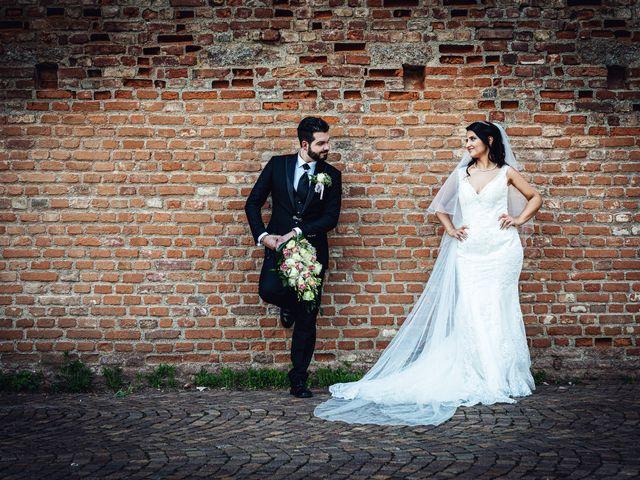 Il matrimonio di Gianluca e Stefania a Villarbasse, Torino 28