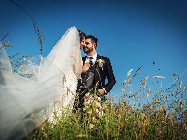 Il matrimonio di Gianluca e Stefania a Villarbasse, Torino 30