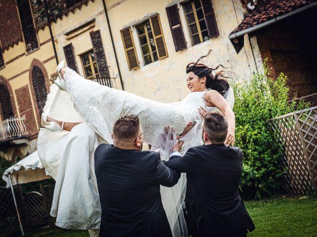 Il matrimonio di Gianluca e Stefania a Villarbasse, Torino 33