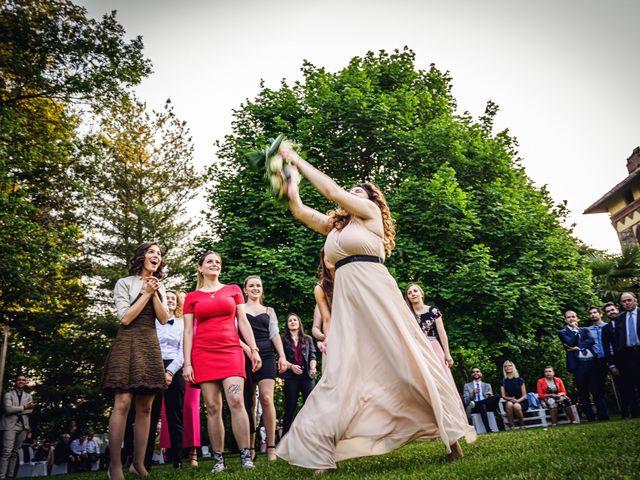 Il matrimonio di Gianluca e Stefania a Villarbasse, Torino 35