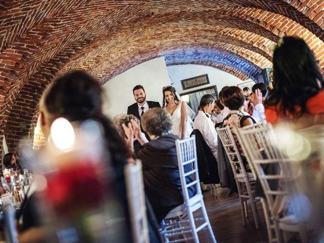 Il matrimonio di Gianluca e Stefania a Villarbasse, Torino 39