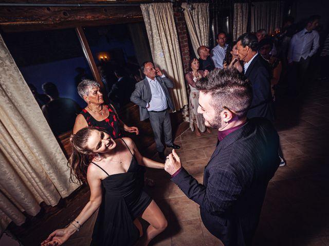 Il matrimonio di Gianluca e Stefania a Villarbasse, Torino 47