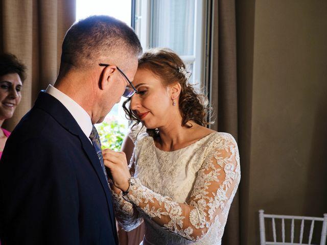 Il matrimonio di Nicola e Adelina a Scanzorosciate, Bergamo 8