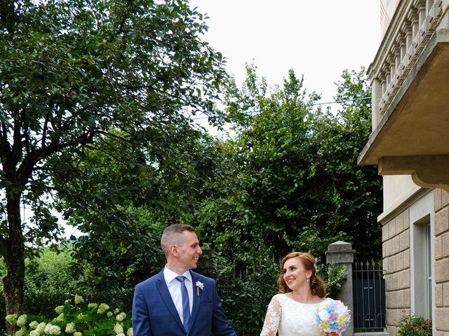 Il matrimonio di Nicola e Adelina a Scanzorosciate, Bergamo 12