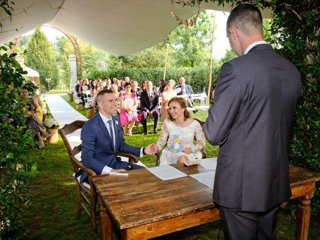 Il matrimonio di Nicola e Adelina a Scanzorosciate, Bergamo 14