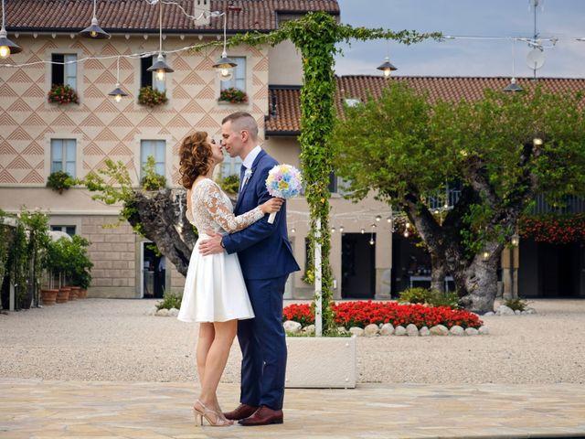 Il matrimonio di Nicola e Adelina a Scanzorosciate, Bergamo 17