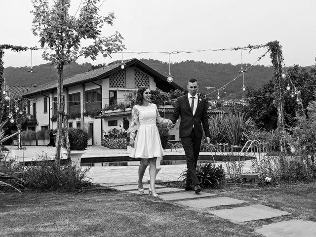 Il matrimonio di Nicola e Adelina a Scanzorosciate, Bergamo 19
