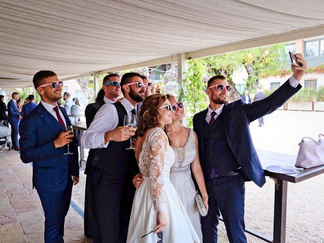 Il matrimonio di Nicola e Adelina a Scanzorosciate, Bergamo 20
