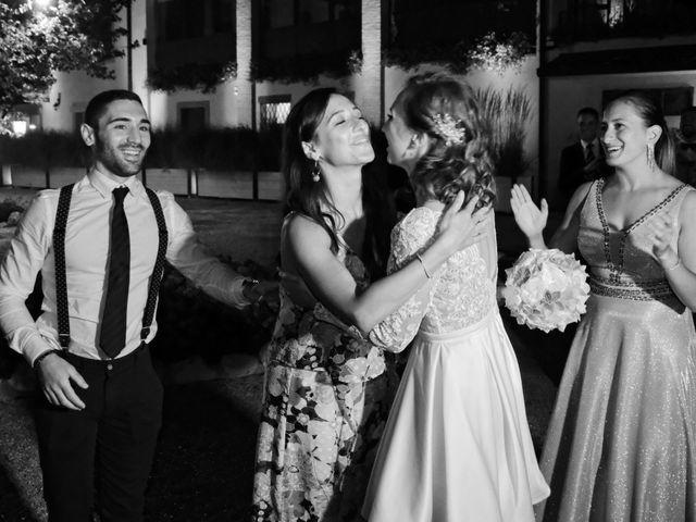 Il matrimonio di Nicola e Adelina a Scanzorosciate, Bergamo 29