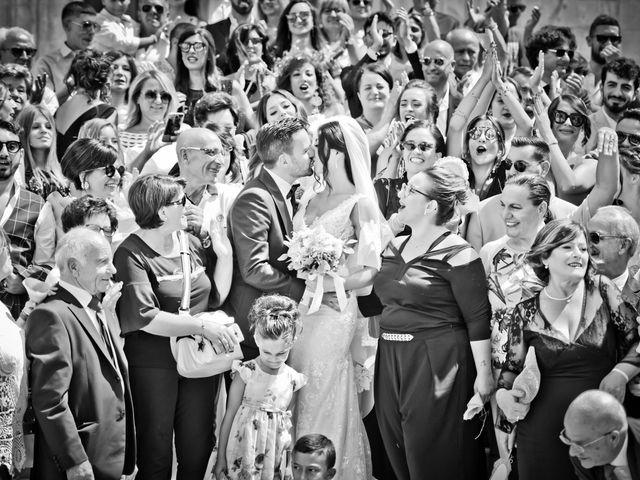 Il matrimonio di Federica e Vito a Martina Franca, Taranto 1