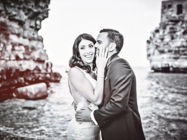 Il matrimonio di Federica e Vito a Martina Franca, Taranto 4