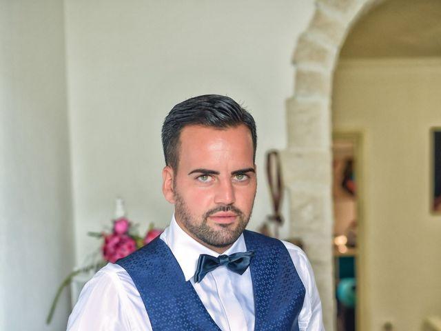 Il matrimonio di Federica e Vito a Martina Franca, Taranto 10