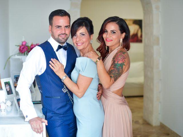 Il matrimonio di Federica e Vito a Martina Franca, Taranto 11